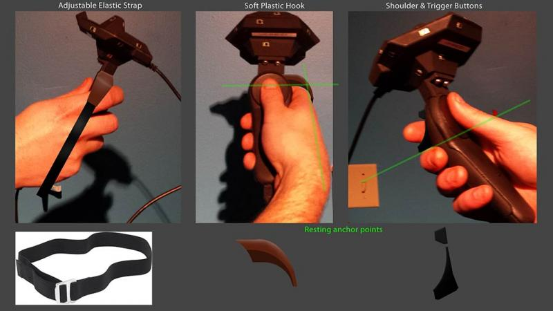 Preview - Prise en main des contrôleurs Knuckles de Valve - 4