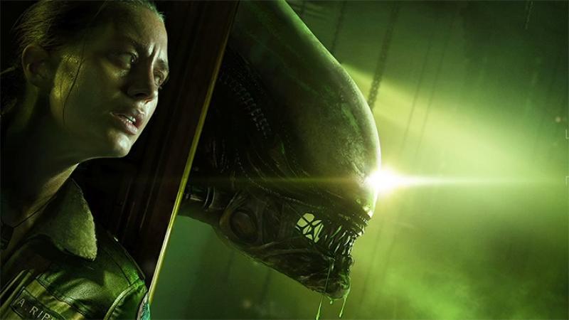 Vidéo de Alien Isolation VR sur Oculus Rift - 2