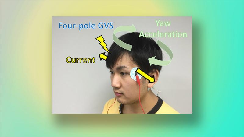 La stimulation vestibulaire galvanique pour s'affranchir des simulateurs dynamiques ? C'est ce sur quoi travaillent ces chercheurs de l'université d'Osaka. - 6