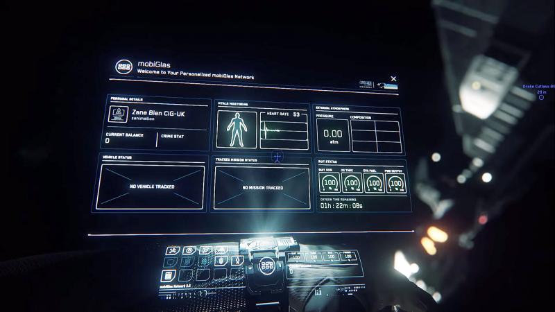 On reparle de la compatibilité VR dans Star Citizen avec une interface utilisateur pensée pour la réalité virtuelle - 4