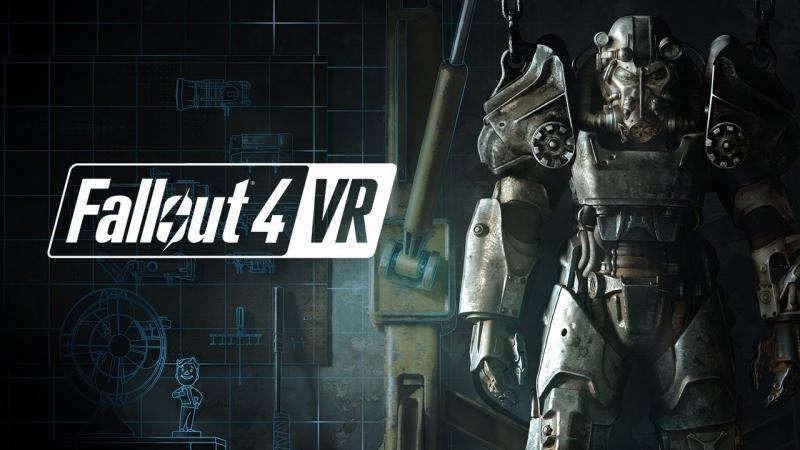 """Fallout 4 VR contiendra uniquement le jeu de base """"au début"""" - 2"""