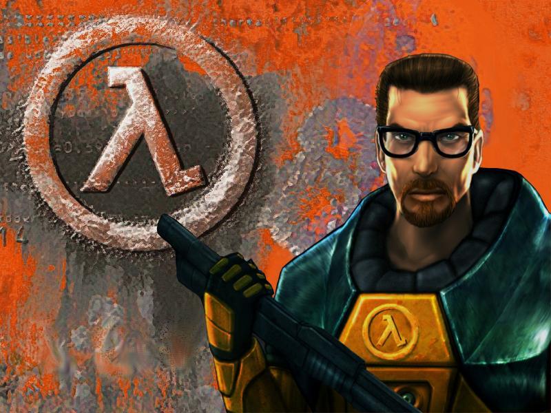 Half Life jouable en VR grâce à un mod - 2