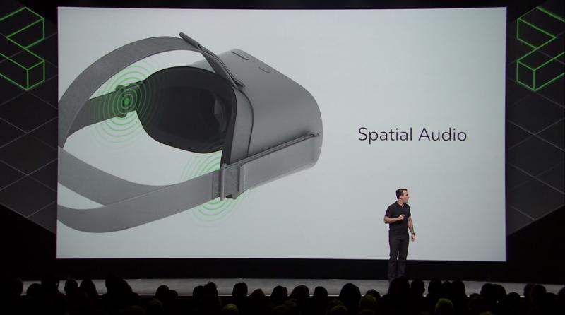 Oculus dévoile l'Oculus Go, un Oculus Rift autonome à 199$ - 8