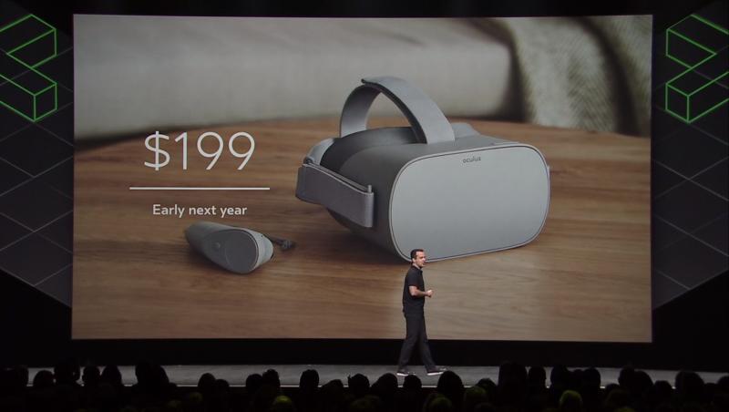 Oculus dévoile l'Oculus Go, un Oculus Rift autonome à 199$ - 10