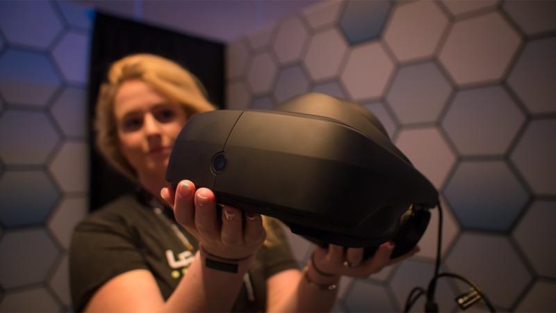 Le casque SteamVR de LG pourrait s'appeller LG UltraGear VR - 2