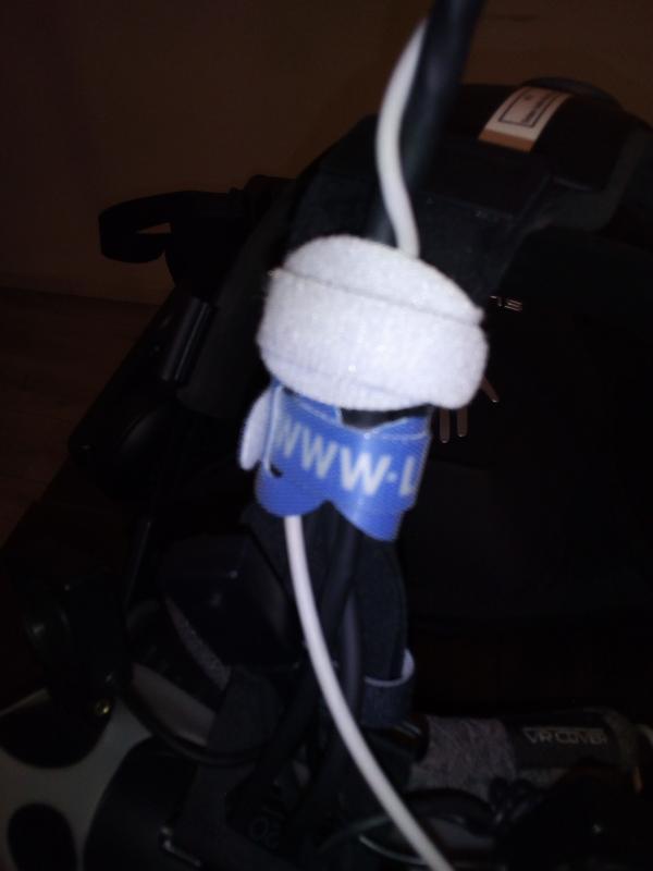 25/10/17 Mise à jour ! Mettez un autre scratch pour empêcher le câble de se dénuder juste après la jonction