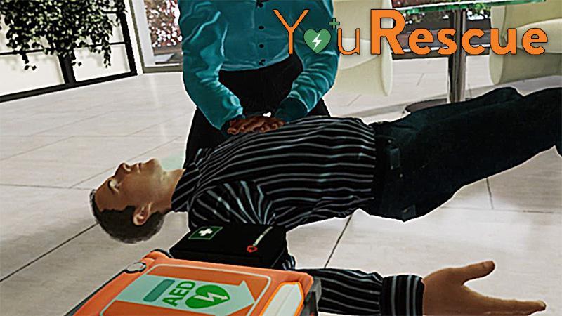 YouRescue : quand la réalité virtuelle apprend à sauver des vies - 2