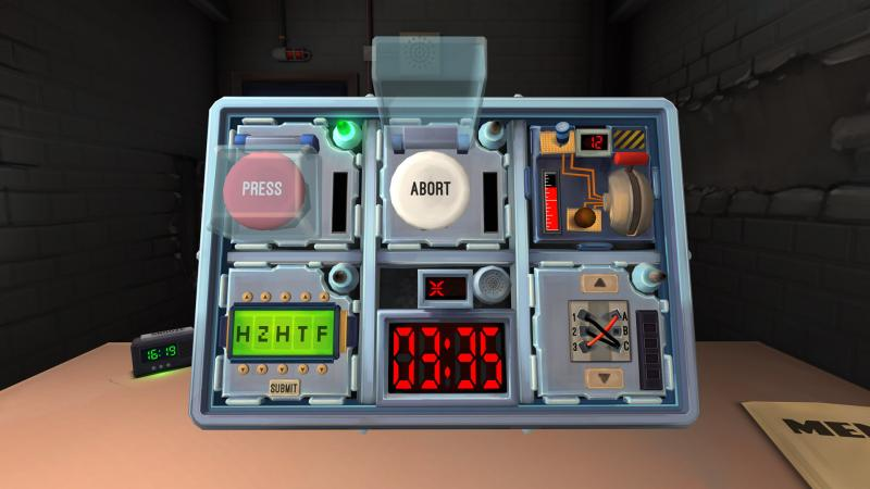 Test - Keep Talking And Nobody Explodes: Boom ! - 13