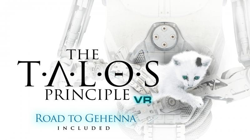 Test - The Talos Principle VR : Faites face à vous-même - 2