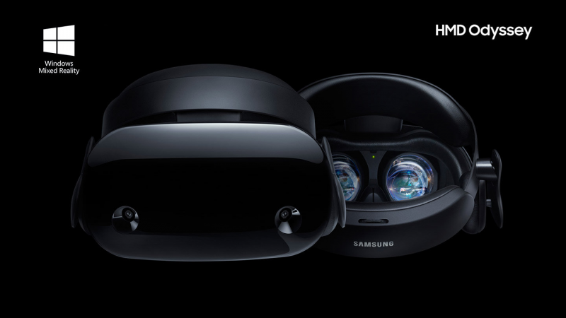 Test - Samsung Odyssey, le casque VR Windows Mixed Reality - 2