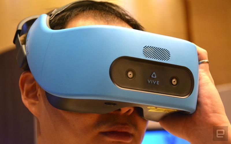 Le HTC Vive Focus sera disponible en 2018 chez nous - 2