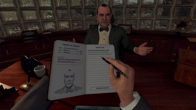 Test - L.A. Noire : The VR Case Files... Ou plutôt The VR Case Fails ? - 17