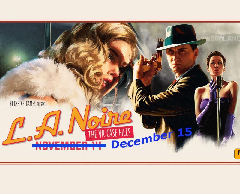 Test - L.A. Noire : The VR Case Files... Ou plutôt The VR Case Fails ? - 2