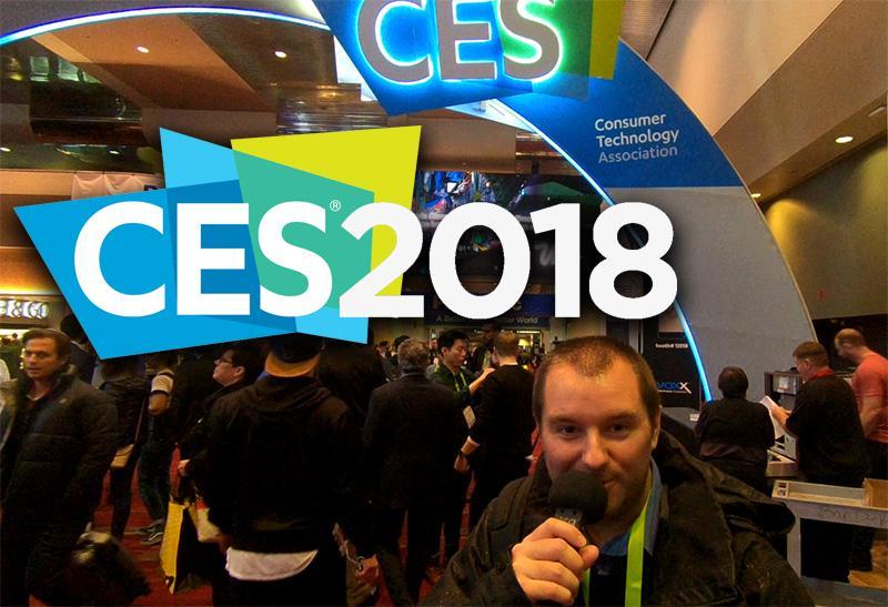 CES 2018 : Pimax 8K, HTC Vive Pro, le debrief en vidéo - 2