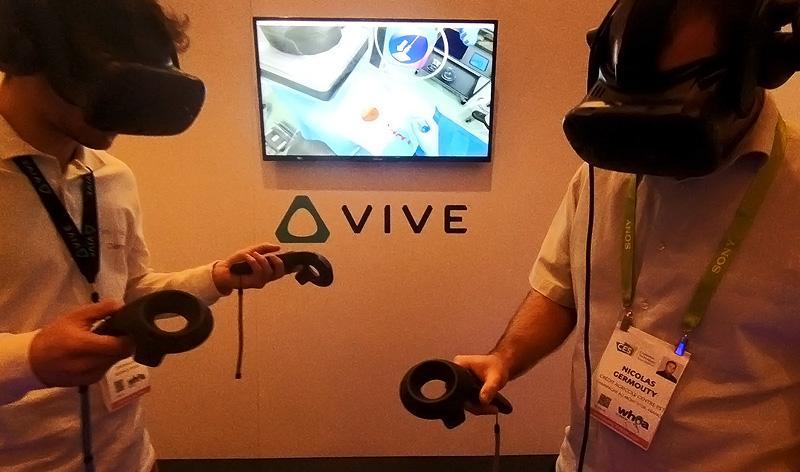 CES 2018 : Pimax 8K, HTC Vive Pro, le debrief en vidéo - 13