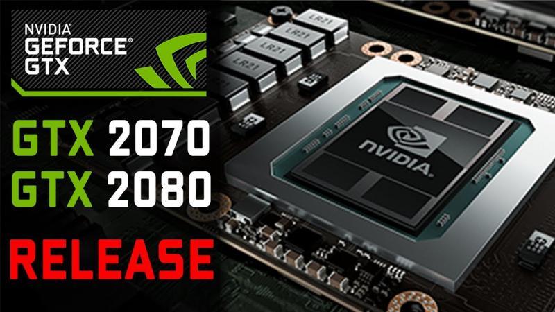 NVIDIA (rumeur) : Saut de génération, GTX 2080 et 2070 pourraient sortir le 26 mars - 2