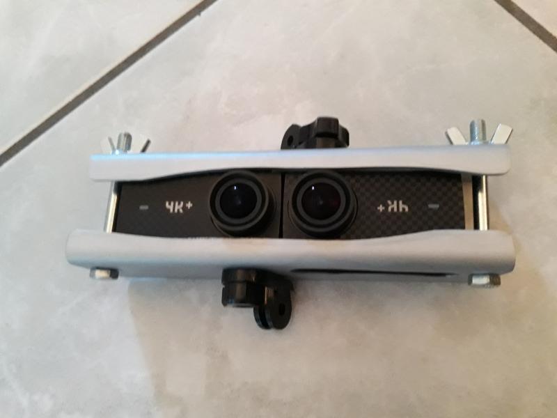 Tutoriel - Action Cam Xiaomi Yi 4K+ : Votre caméra pour la VR ? - 10