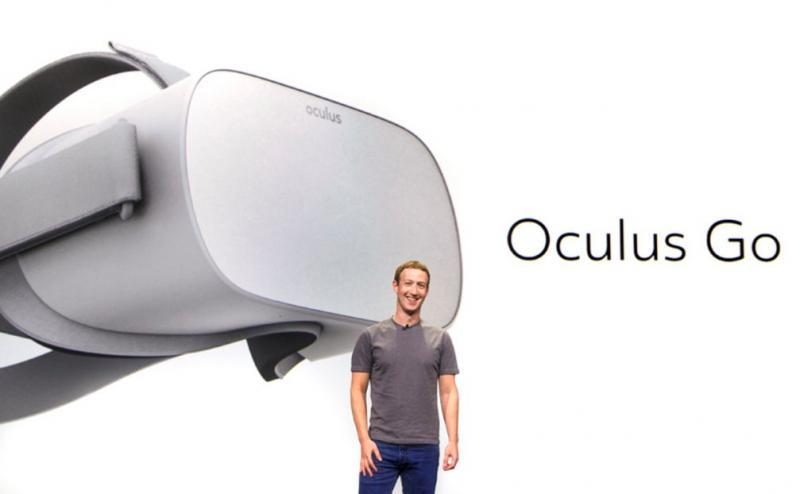 L'Oculus Go serait disponible le 1er mai à 199$ - 2