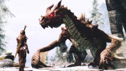 Faire face à un dragon en VR est une expérience à vivre
