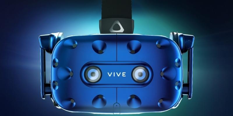 Vive Pro : le casque est disponible en France - 2