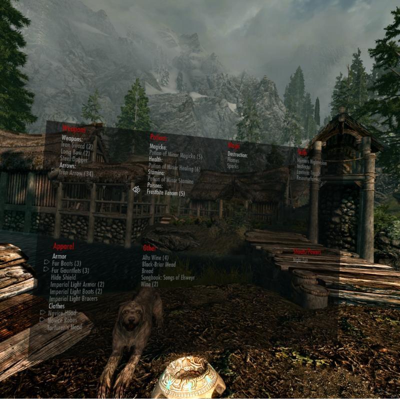 Skyrim VR : Une nouvelle section dédiée aux mods VR sur
