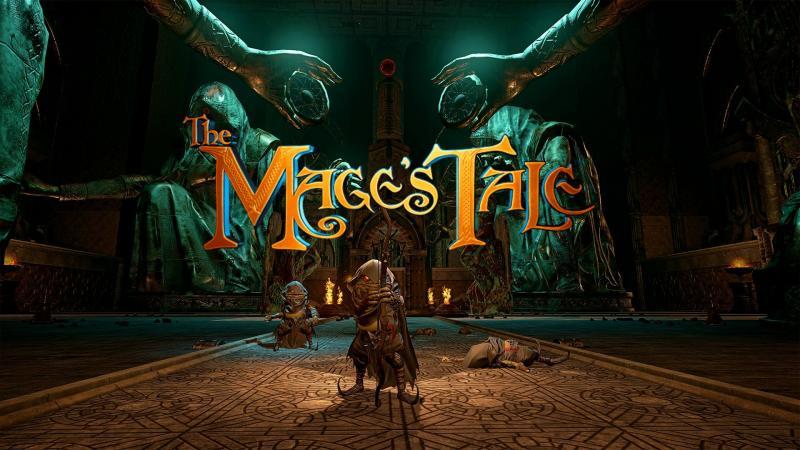 Test - The Mage's Tale : Un conte sur la magie dont vous êtes le héros - 2