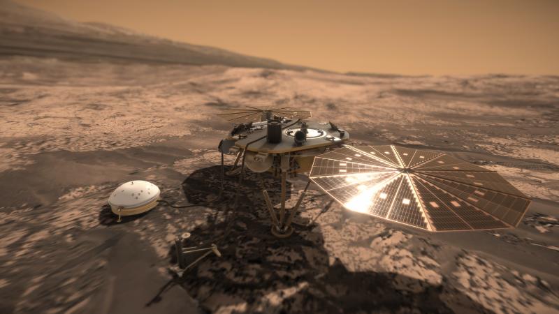VR2Planets : une startup française spécialisée en réalité virtuelle va accompagner la NASA pour le lancement de la sonde InSight vers Mars - 2