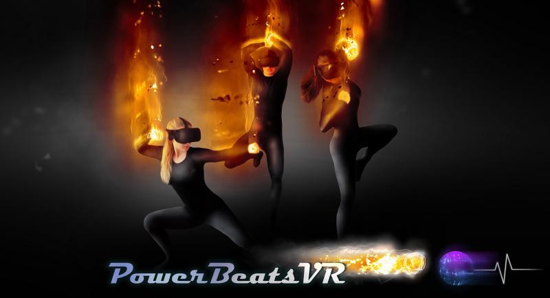 PowerBeatsVR est une application qui associe réalité virtuelle, fitness et stimulation musculaire électrique - 2