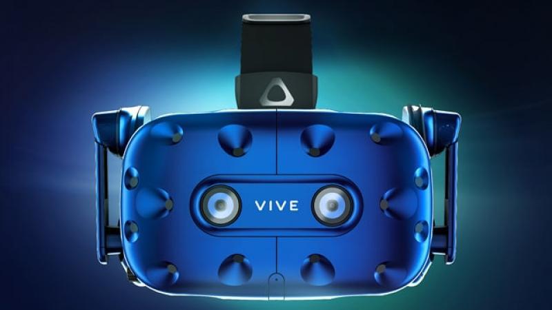 Le Vive Pro se montre en réalité augmentée grâce à ses deux caméras frontales...  - 2