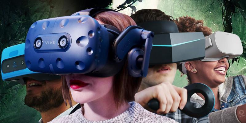 Les casques de réalité virtuelle grand public les plus attendus en 2018 - 2