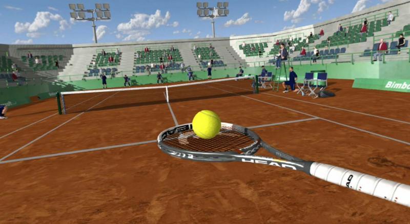 Dream Match Tennis VR : une bande annonce pour le jeu de tennis sur PlayStation VR - 2