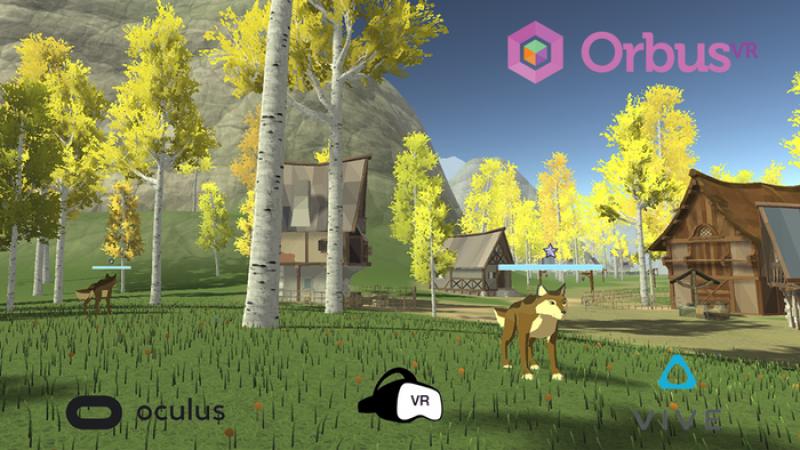 Orbus VR, le MMORPG VR est gratuit ce week-end - 2