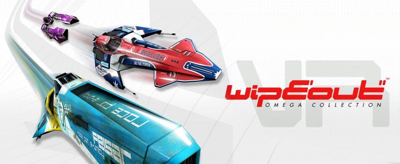 Test - WipEout Omega Collection VR : La licence supersonique débarque en réalité virtuelle - 2