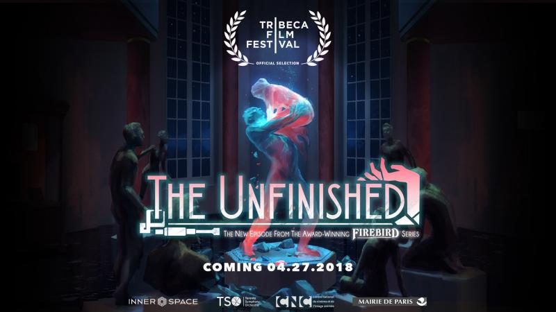 Firebird - The Unfinished : après La Peri, voici le nouveau conte musical en réalité virtuelle d'Innerspace VR - 2