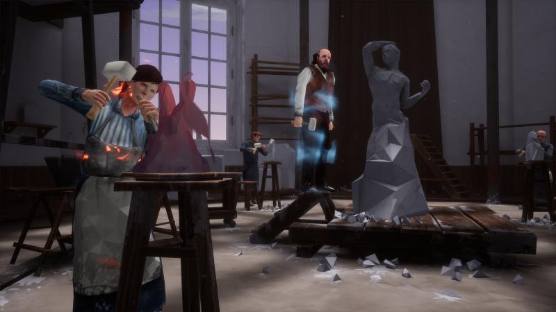 Firebird - The Unfinished : après La Peri, voici le nouveau conte musical en réalité virtuelle d'Innerspace VR - 6