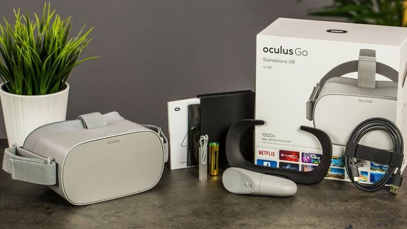 Test - Oculus Go : La VR autonome pour le grand public - 7