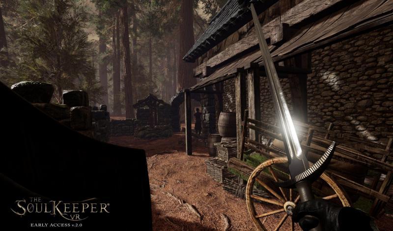 The Soulkeeper VR : Changements majeurs pour le RPG VR en version 2.0, nouveaux screenshots - 4