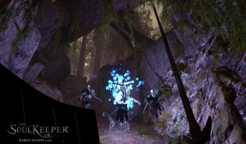 The Soulkeeper VR : Changements majeurs pour le RPG VR en version 2.0, nouveaux screenshots - 5