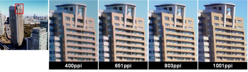 De nouveaux écrans OLED haute résolution de 2228 PPI pour la réalité virtuelle le 24 mai - 4