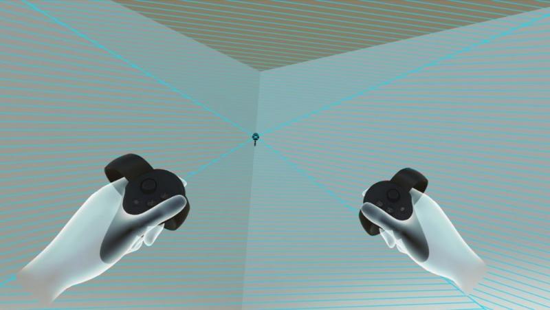 Sensor Bounds : un utilitaire sur Oculus Rift pour visualiser les limites des capteurs en réalité virtuelle - 2