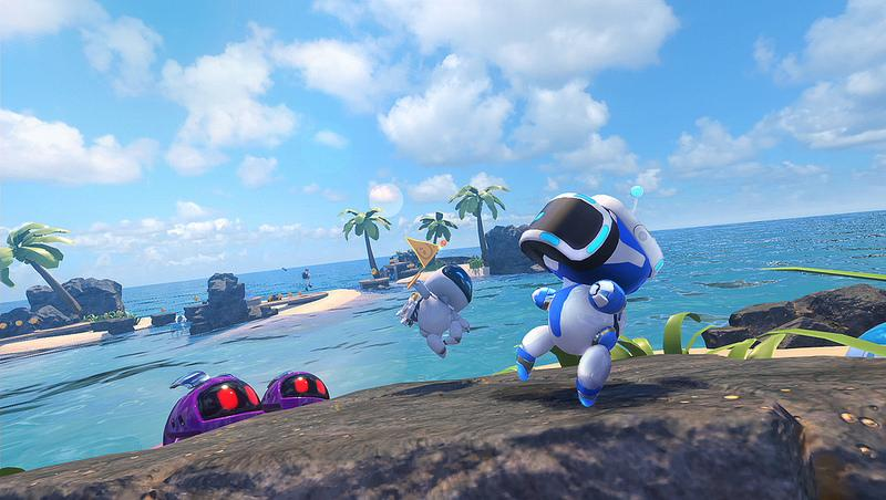 Sony Japan Studio annonce Astro Bot: Mission Rescue - 8