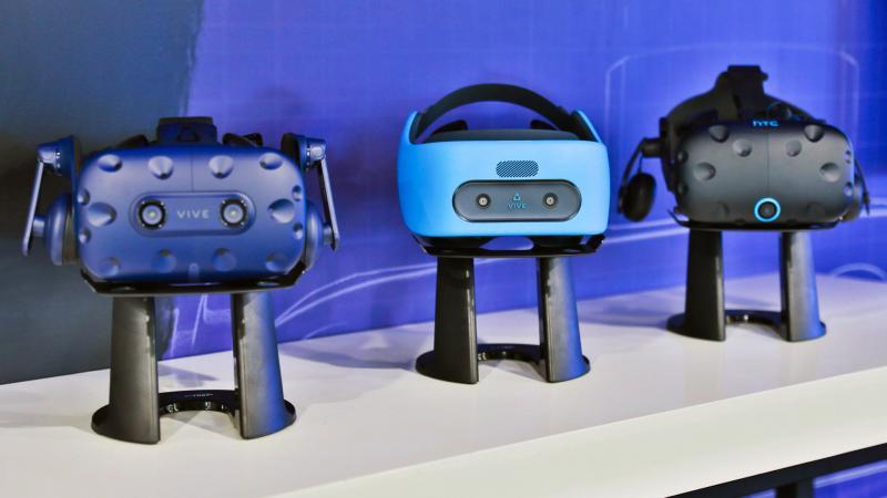 Le HTC Vive Focus compatible PC et SteamVR... en streaming - 2