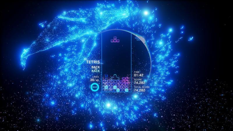 E3 2018 : Tetris Effect, par le créateur de Rez Infinite, annoncé sur PSVR - 2