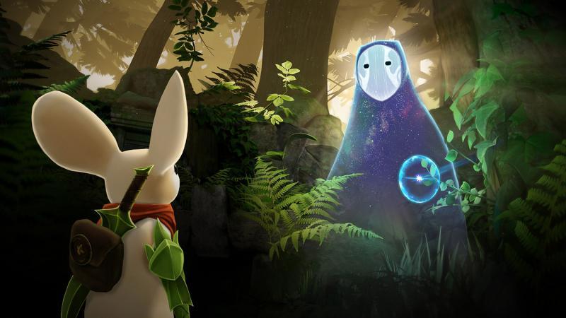 Moss est disponible sur HTC Vive et Oculus Rift - 2