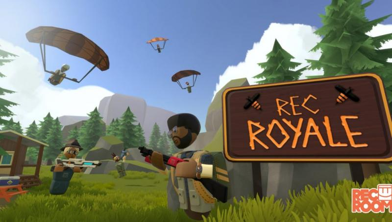 Rec Royale : Rec Room dispose à présent de son mode Battle Royale - 2