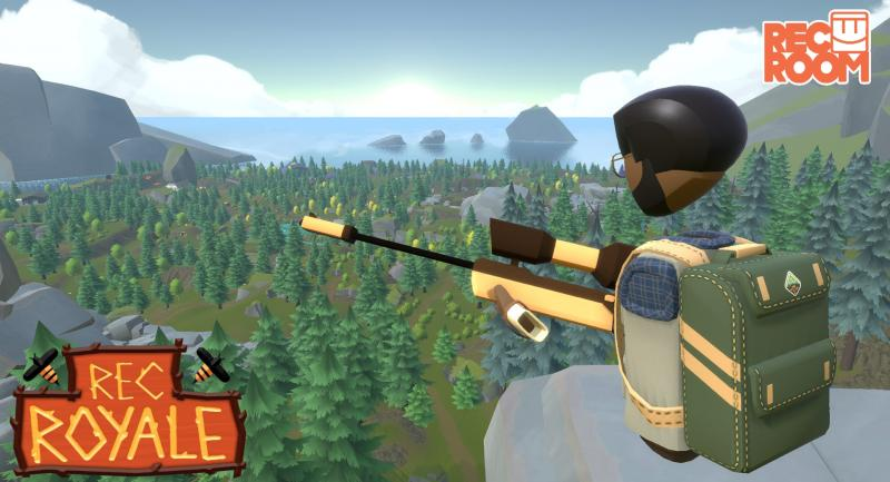Rec Royale : Rec Room dispose à présent de son mode Battle Royale - 4
