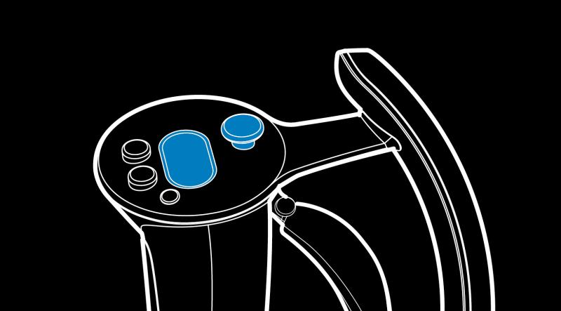 Valve dévoile les Knuckles V2 avec un trackpad ET un joystick - 2