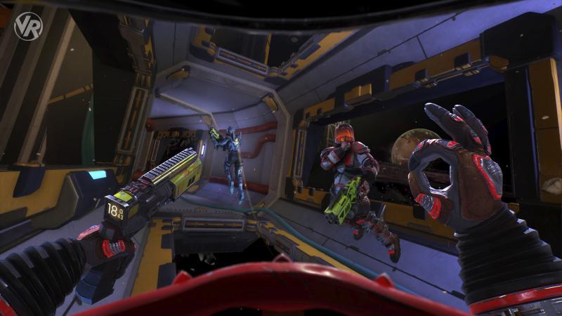 Space Junkies Ubisoft conforte sa connaissance de la VR - 5