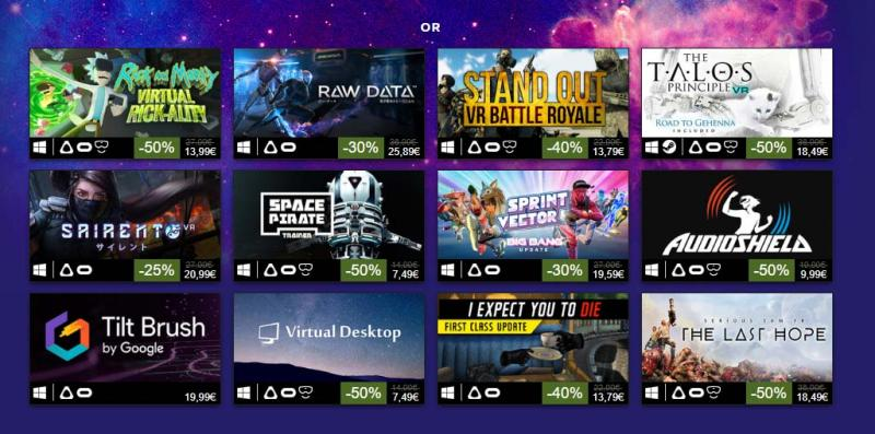 Steam fait le tour des ventes VR. - 5