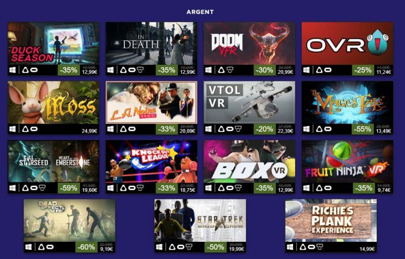 Steam fait le tour des ventes VR. - 6
